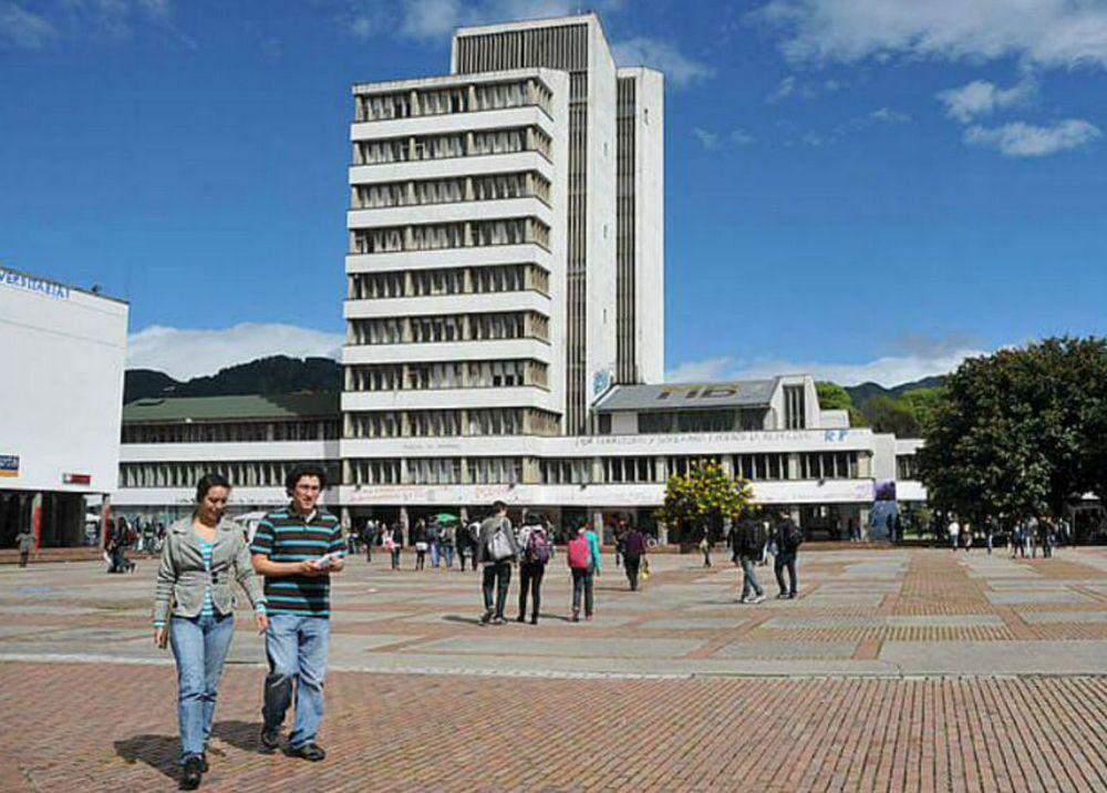 364643_Universidad Nacional // Foto: Alcaldía de Bogotá