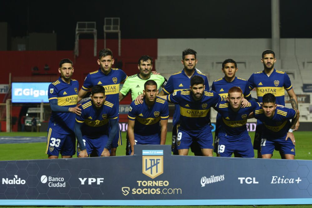 Union v Boca Juniors - Torneo 2021 Liga Profesional de Futbol