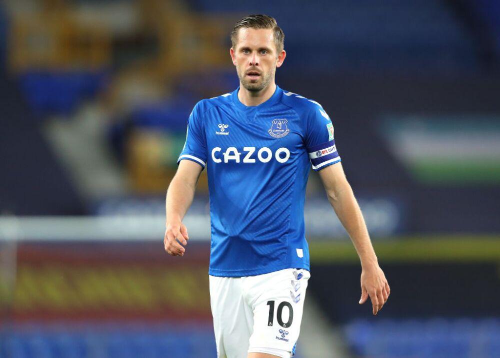 Gylfi Sigurdsson, jugador Everton