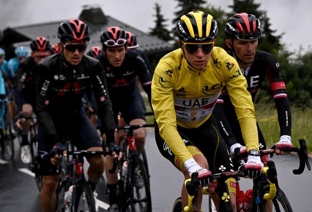 Tour de Francia y Tadej Pogacar