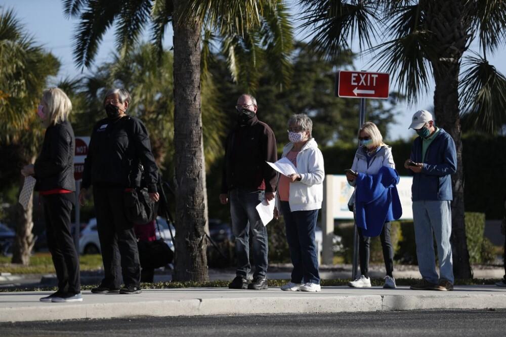 Vacunación en Florida