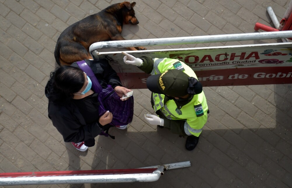 371331_Comparendos por violar medidas sanitarias // Foto: Referencia AFP