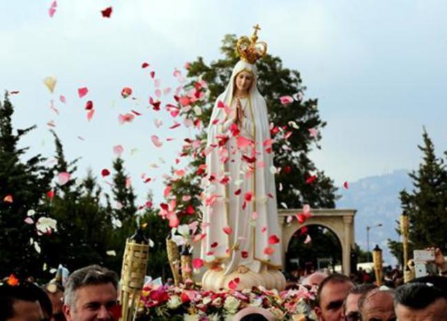 311192_Blu Radio / Virgen del Carmen. Foto: AFP