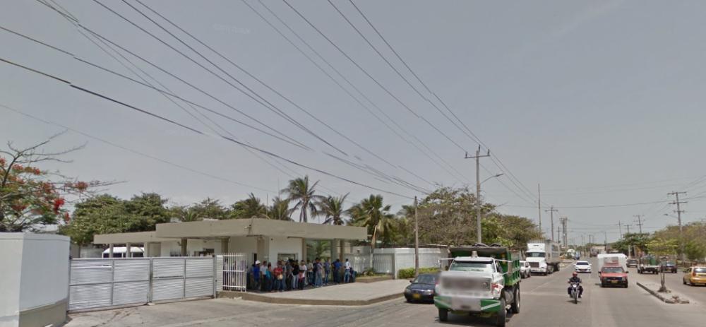 326191_BLU Radio. Monómeros // Foto: Google Maps