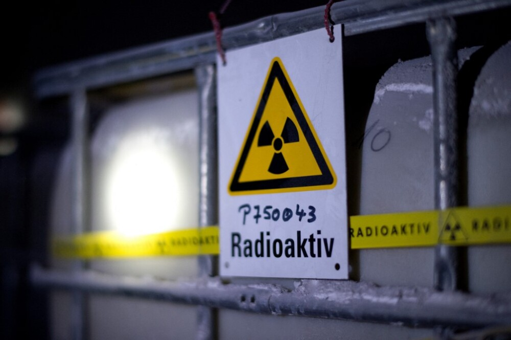 Alerta por radiación