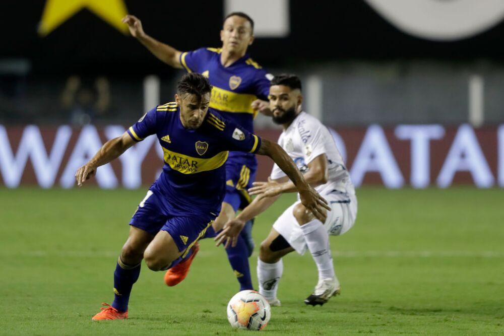 Santos v Boca Juniors - Copa CONMEBOL Libertadores 2020