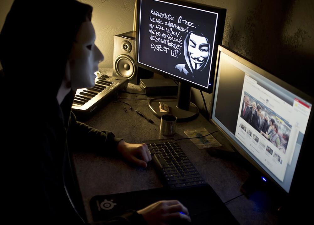 283972_Ciberataques - Foto de referencia: AFP