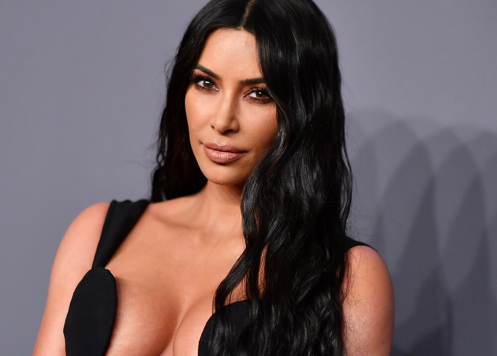 343217_BLU Radio // Kim Kardashian // Foto: AFP
