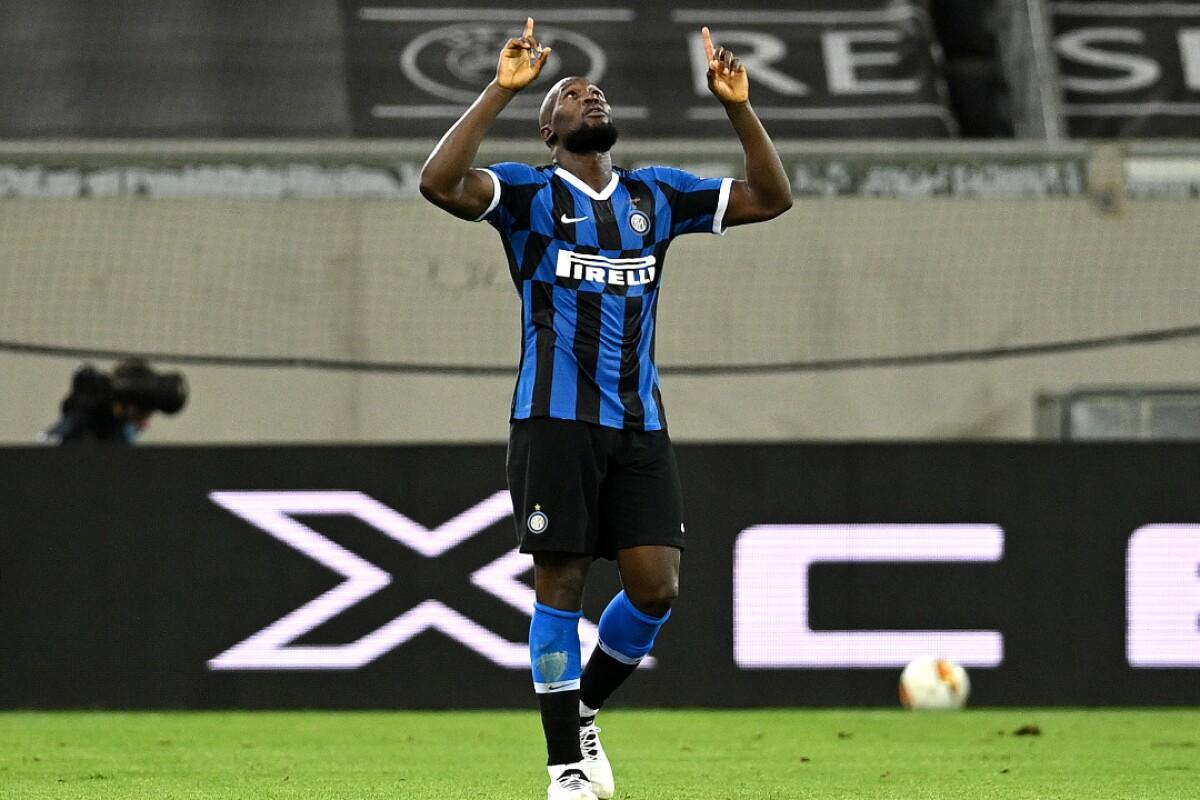 Vea el gol de Romelu Lukaku 5-0 hoy Inter vs Shakhtar Donetsk, por la Europa League