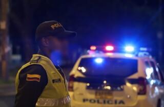 Policía controles operativos Cali