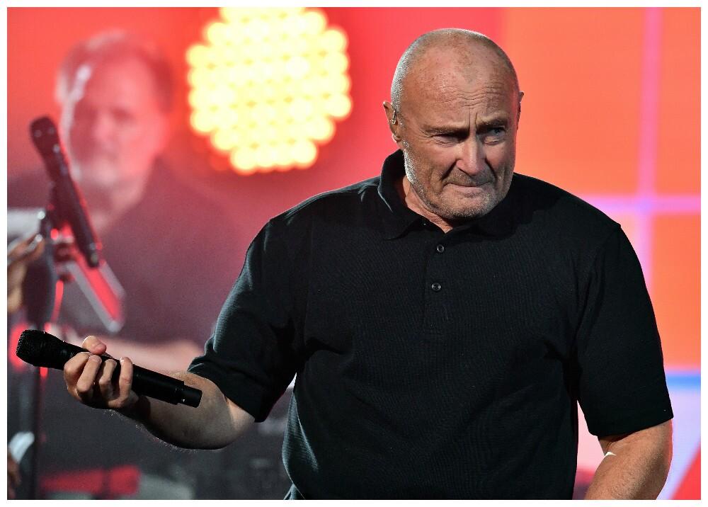 285571_Blu Radio. Phil Collins / Foto: AFP
