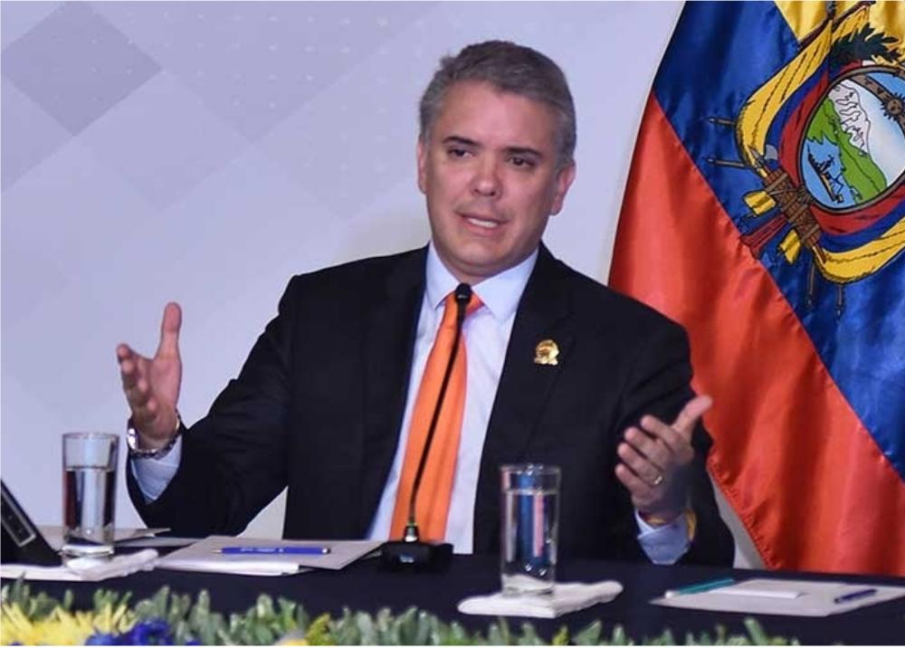 321509_Blu Radio // Iván Duque // Foto: Presidencia