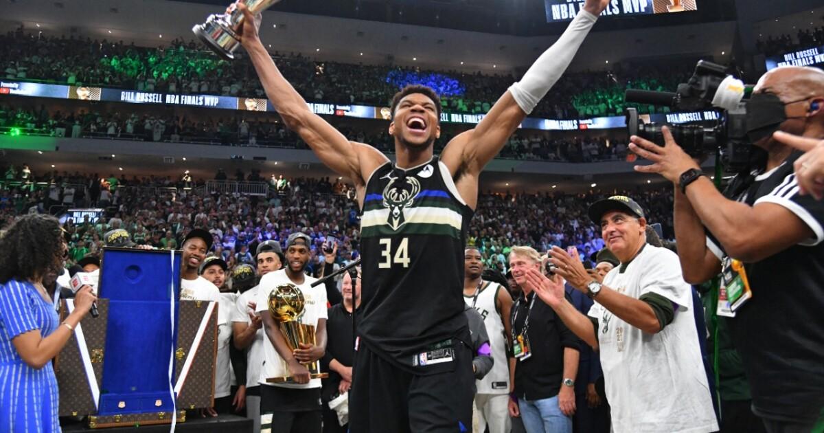 Milwaukee Bucks, campeón de la NBA luego de vencer a ...