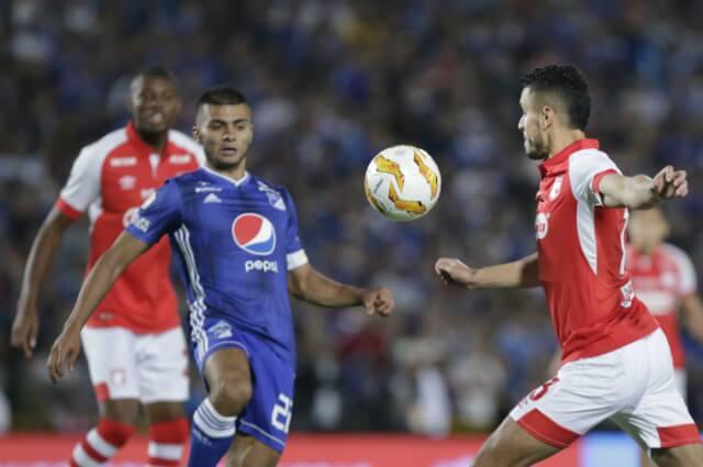 331991_Millonarios vs Santa Fe
