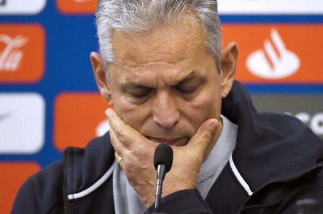Reinaldo Rueda, entrenador Selección de Chile