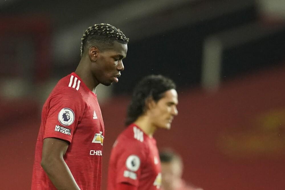 Manchester United. Foto: AFP