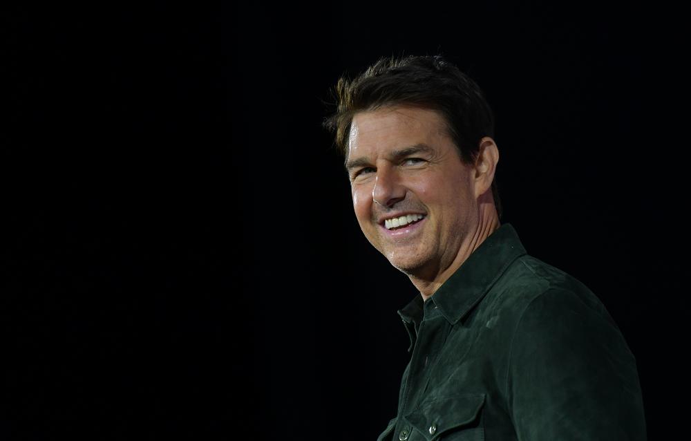 343317_Blu Radio. Tom Cruise / Foto: AFP