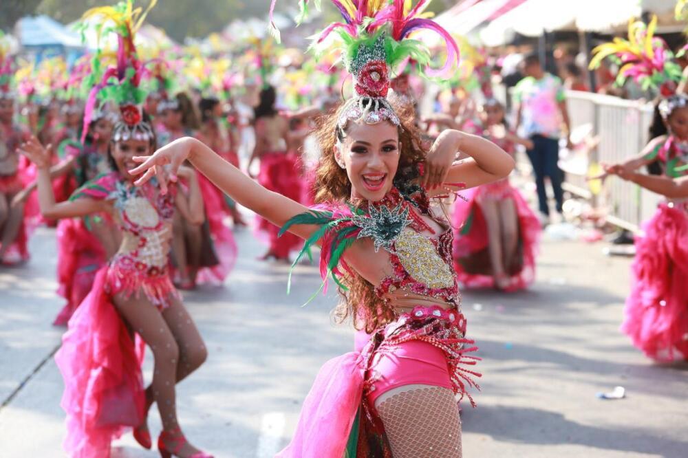 328398_Blu Radio / Carnaval de los Niños 2019. Foto: Carnaval S.A