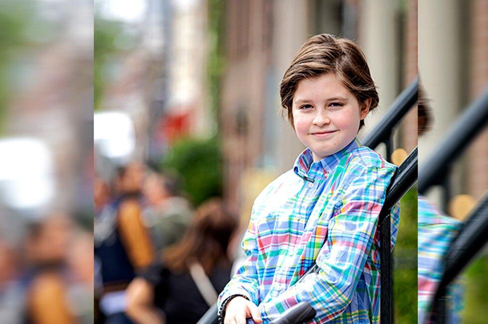 Laurent Simons, niño genio
