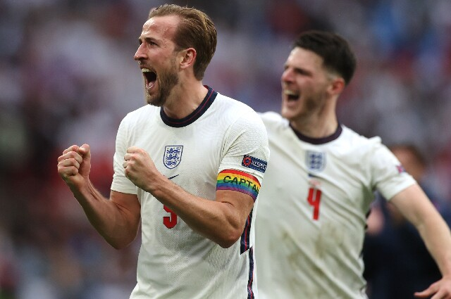 Inglaterra venció a Alemania