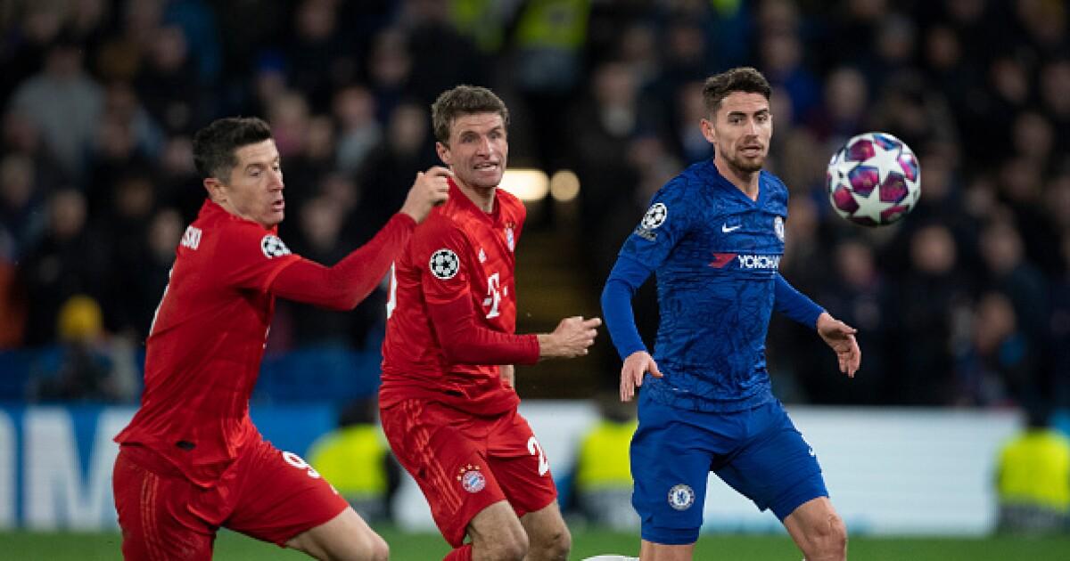 EN VIVO - ONLINE: minuto a minuto Bayern Múnich vs Chelsea