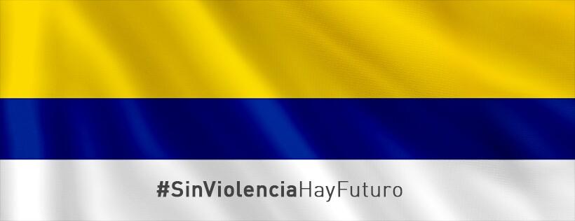 Campaña #SinViolenciaHayFuturo