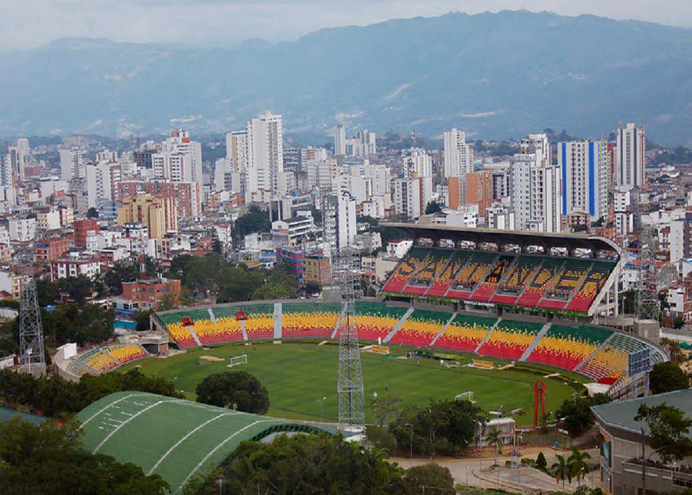 354083_BLU Radio. Estadio Alfonso López de Bucaramanga / Foto: Gobernación de Santander