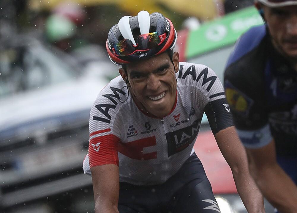 237684_Blu Radio / Jarlinson Pantano único colombiano en contrarreloj del Mundial de Ruta en Noruega / Foto: AFP
