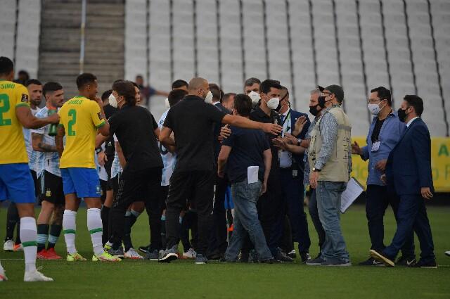 Brasil contra Argentina, en Eliminatoria Sudamericana