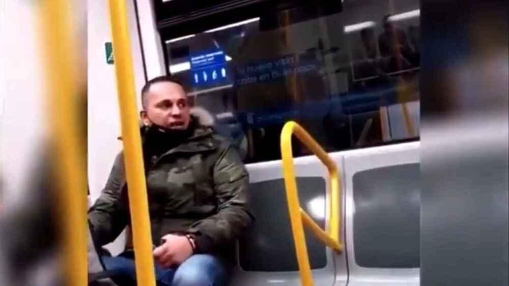 Racismo Metro de Madrid