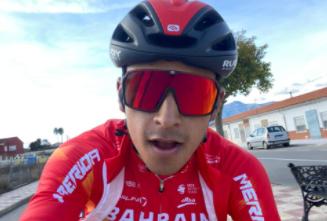 Santiago Buitrago será uno de los colombianos en la Vuelta a Cataluña.