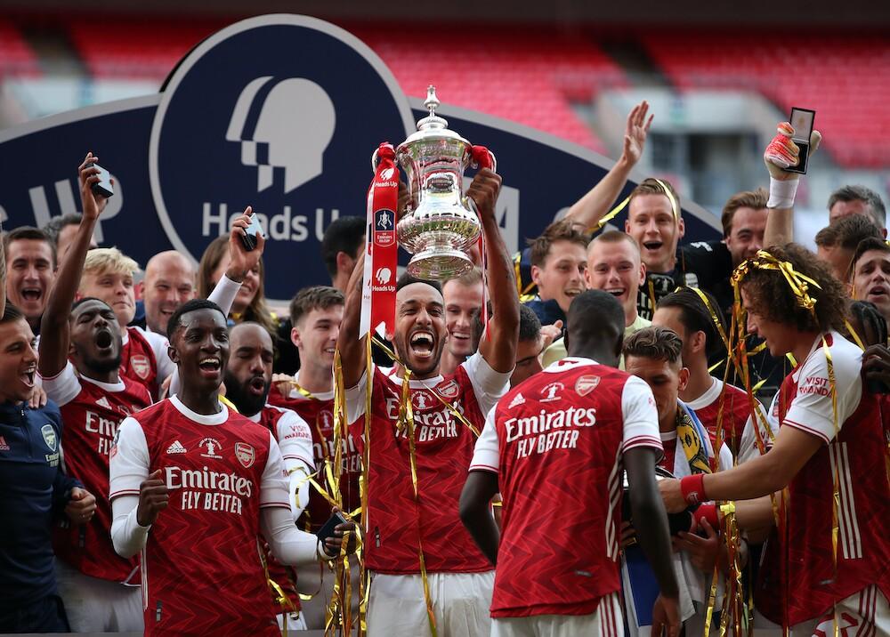 372993_Arsenal campeón FA CUP / AFP