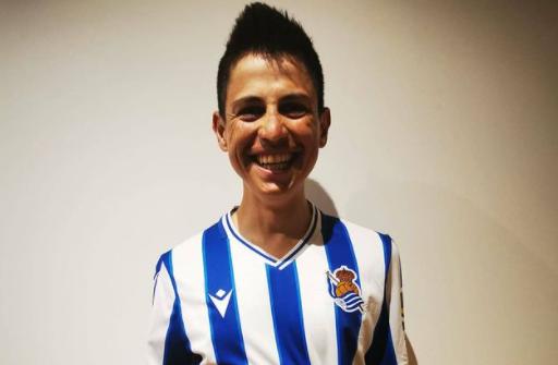 Esteban Chaves es hincha de Real Sociedad.
