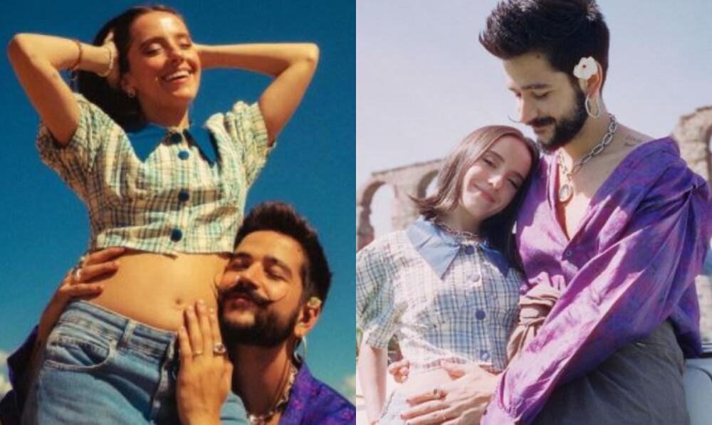 Tras el anuncio de su embarazo, Evaluna compartió tiernas fotos de su pancita (1).jpg