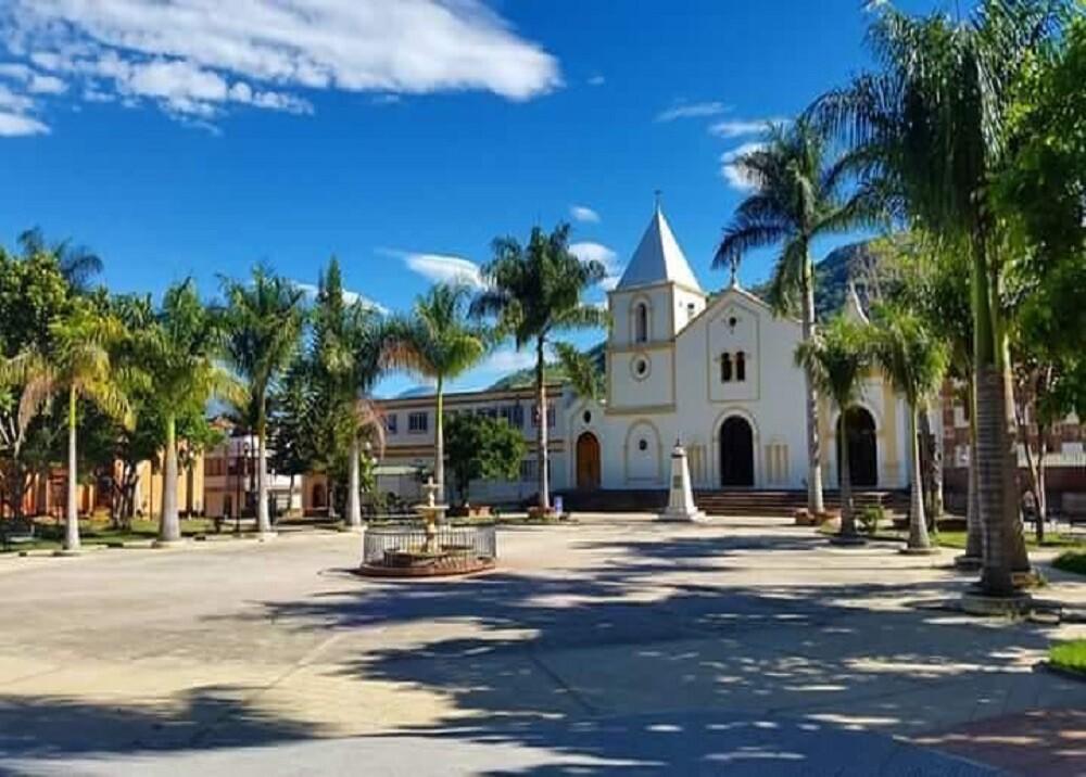 372470_BLU Radio. Iglesia municipio de San Miguel / Foto: Alcaldía de San Miguel