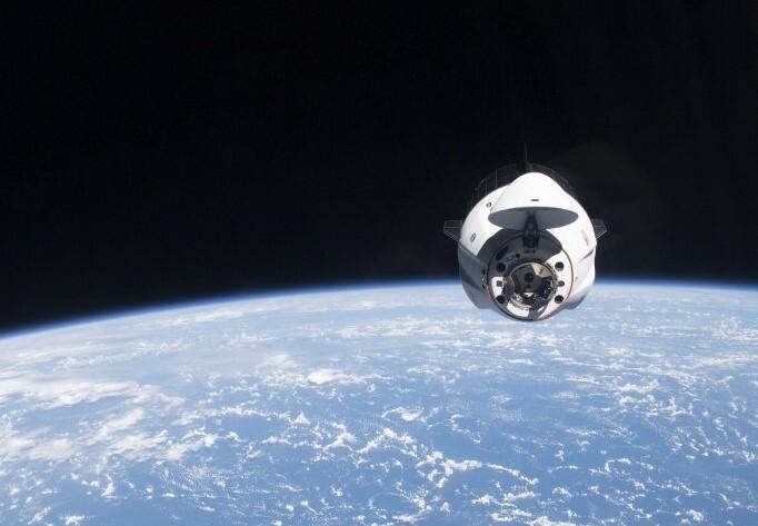 SpaceX Crew Dragon Endeavour rumbo a la Estación Espacial
