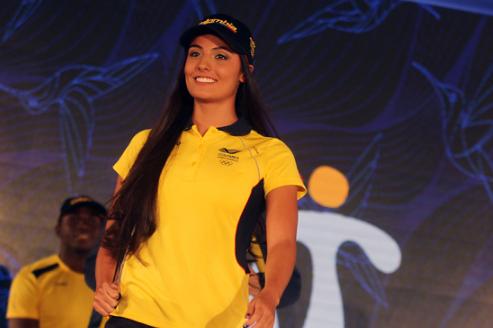 Estefanía Álvarez representará a Colombia en los Juegos Olímpicos de Tokio 2020.