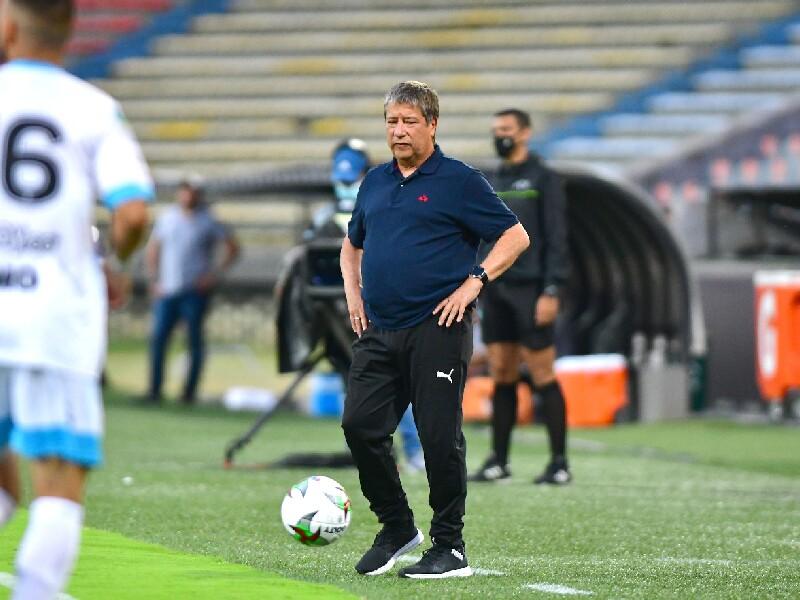 'Bolillo' Gómez, entrenador de Medellín