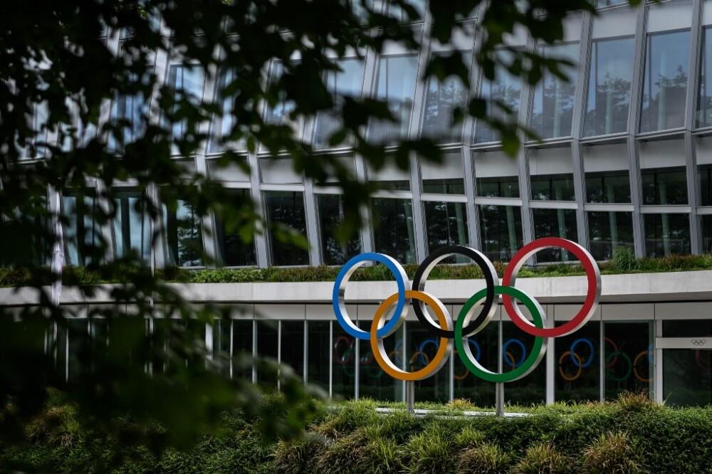 Juegos Olímpicos. Foto AFP