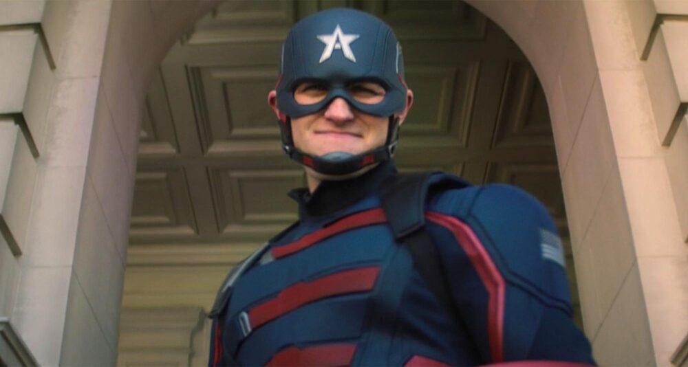 Nuevo Capitán América en la serie The Falcon and The Winter Soldier