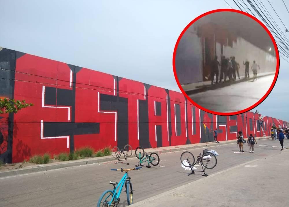 Mural Barranquilla