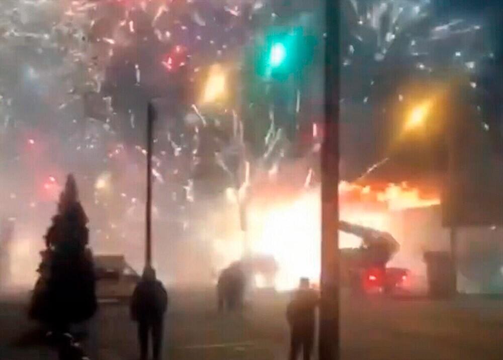 Emergencia en Rostov