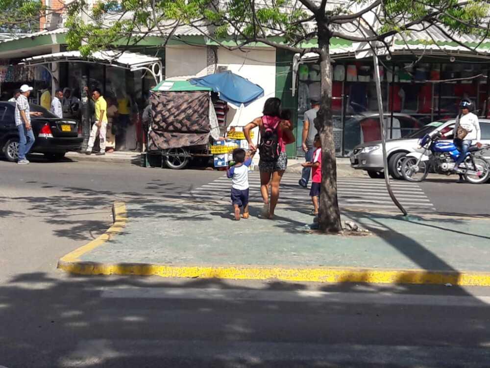 320467_Blu Radio/ Niños Migrantes. Foto: Cortesía