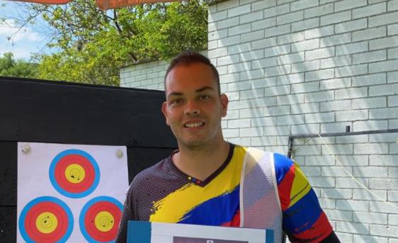 Daniel Pineda representará a Colombia en los Juegos Olímpicos de Tokio 2020.