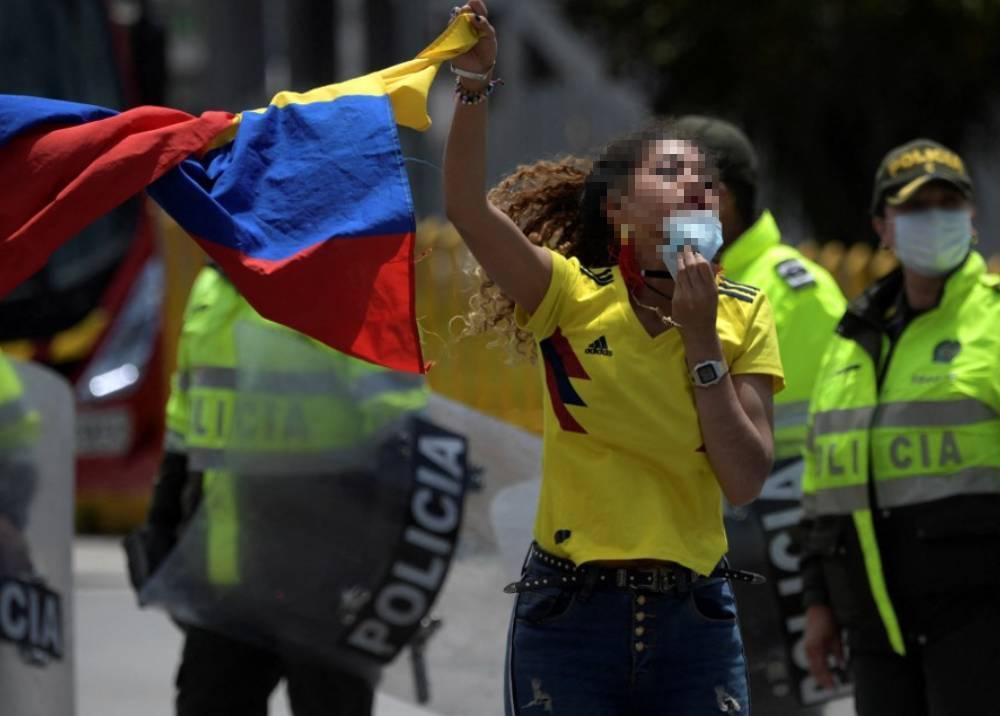 Protestas durante la pandemia