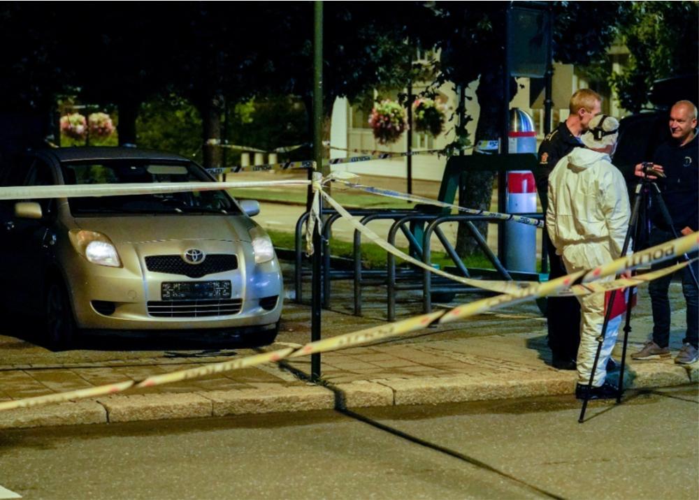 371133_Ataque a cuchillo en Noruega - AFP