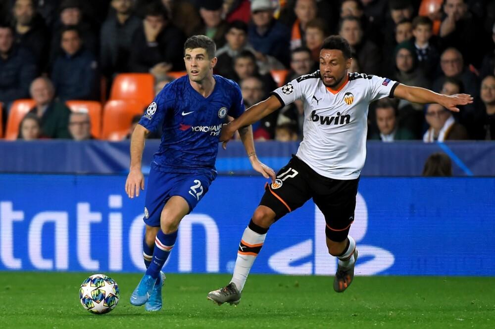 349432_BLU Radio. Valencia vs. Chelsea // Foto: AFP