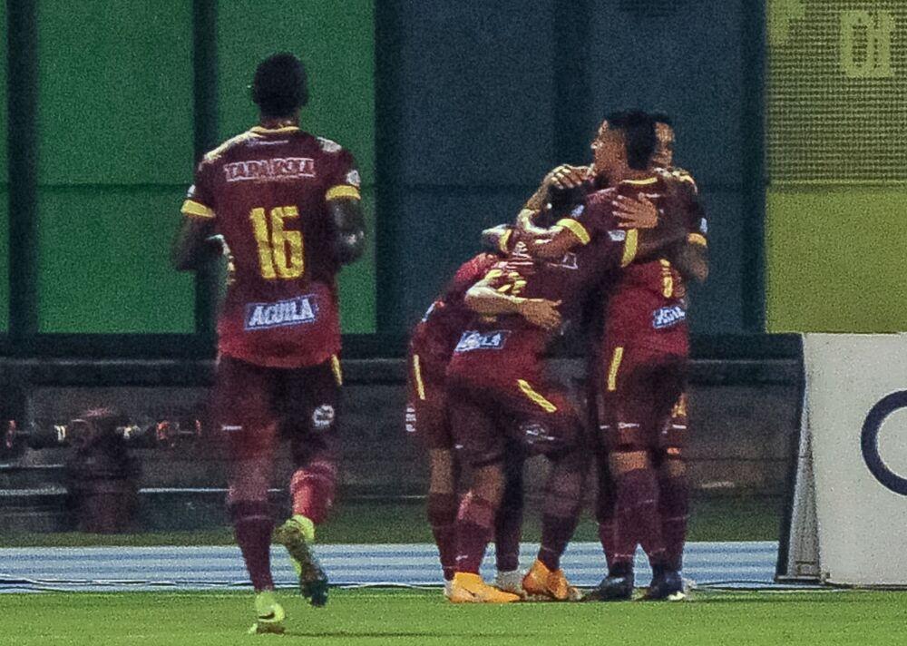 Alianza Petrolera - Deportes Tolima