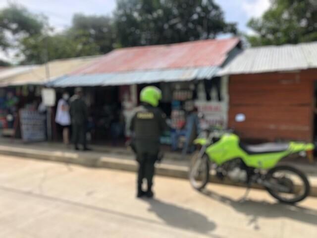 Investigan extraña muerte de mujer en Cáceres, Antioquia.