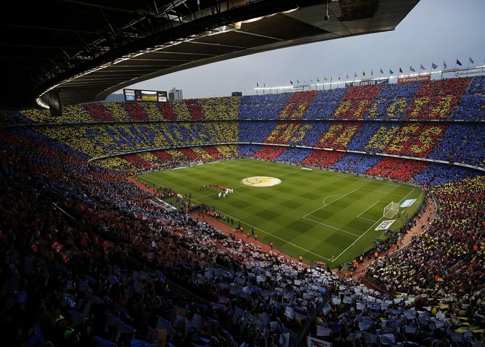 346100_Camp Nou // Foto: AFP